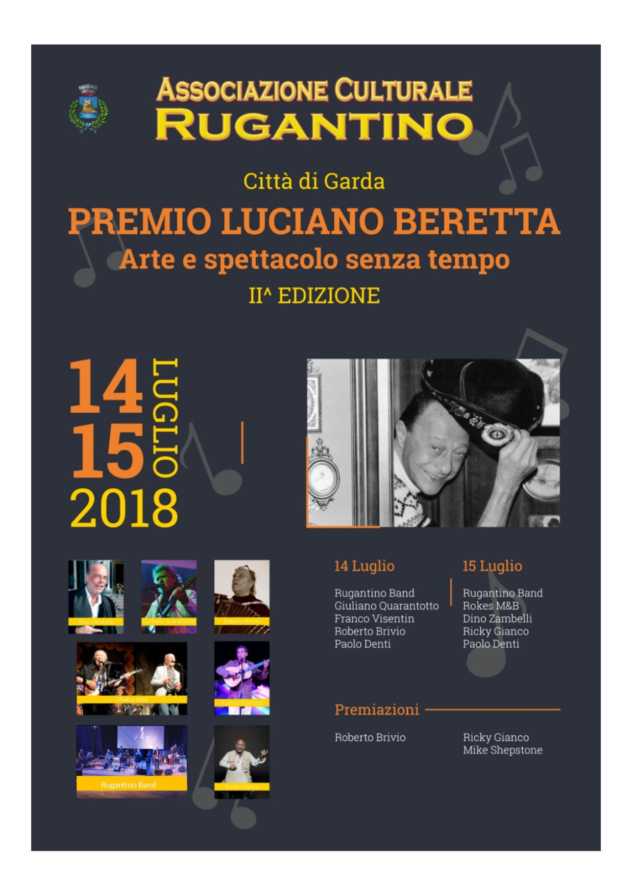 Premio Beretta Garda 15.07.2018
