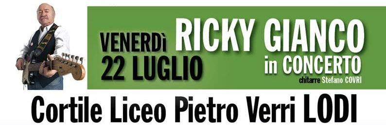 Ricky Gianco - Lodi – ritagliato
