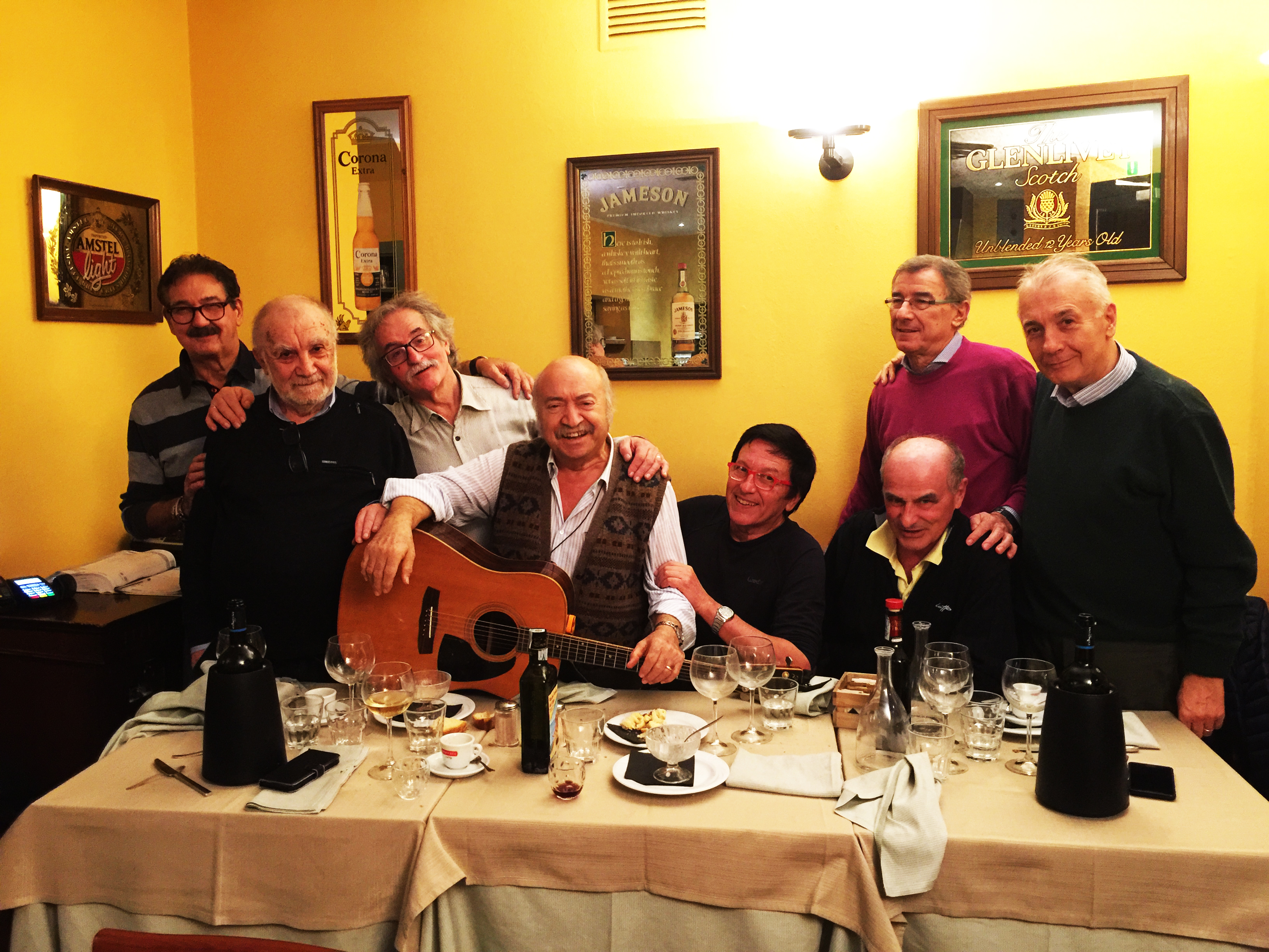 Ricky festeggiato dalla Gianco Forever per i suoi 60 anni di attività - 1959 – 2019