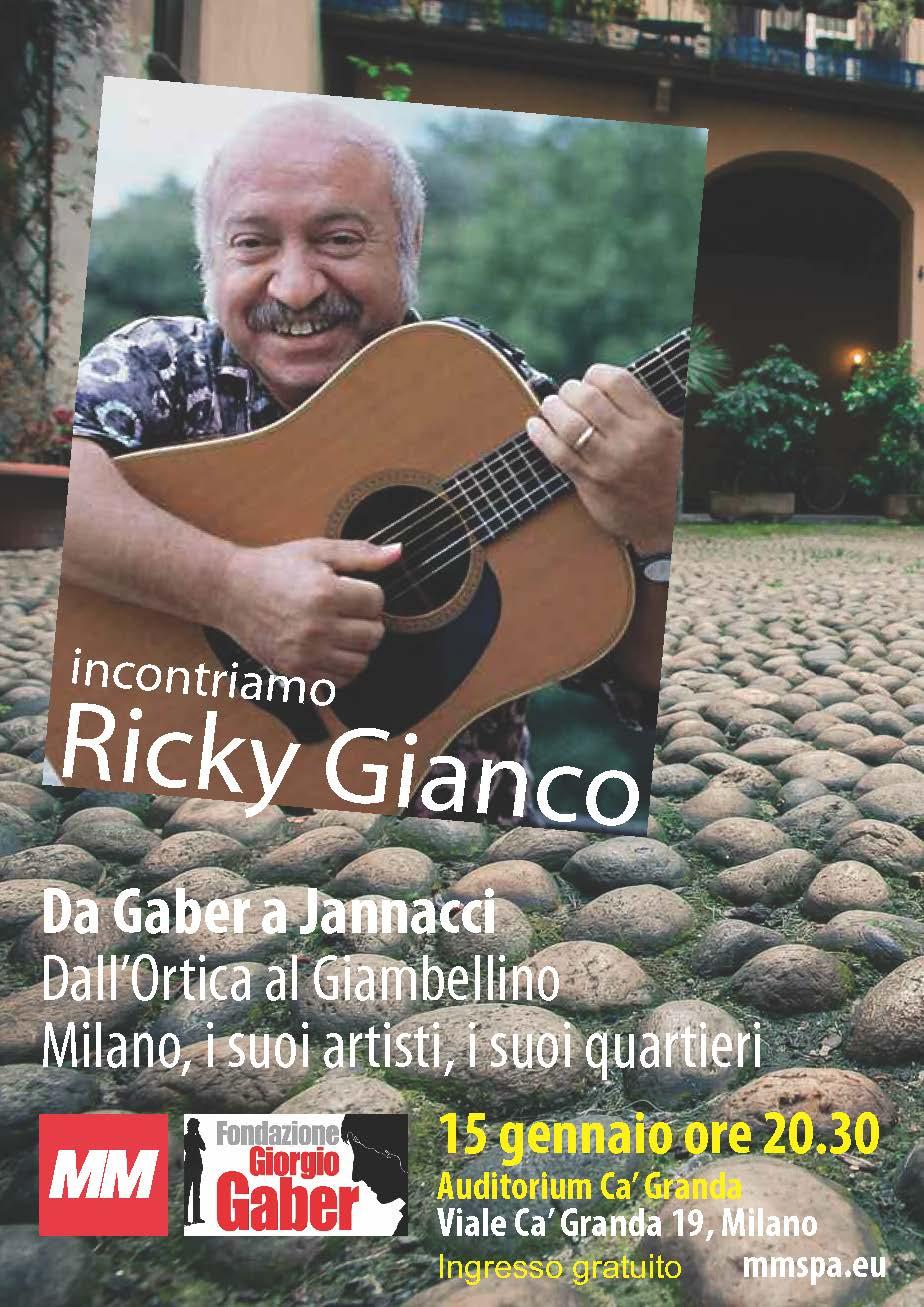 Locandina Gianco